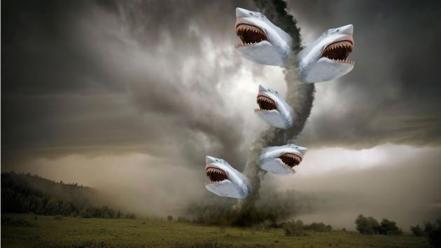 New York gets hit by a Sharknado