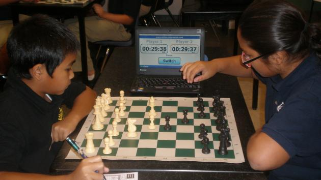 KLA Chess Club Friday Showdown #5, Round 2