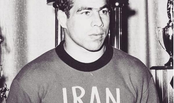 Gholamreza Takhti , champion of the world.