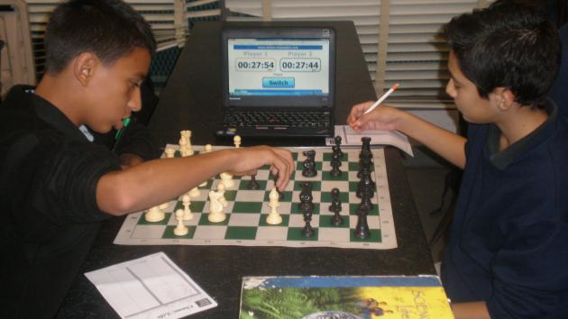 KLA Chess Club- Selected Games