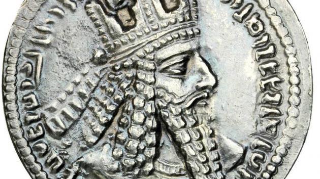 خسرو انوشیروان از دودمان ساسانیان