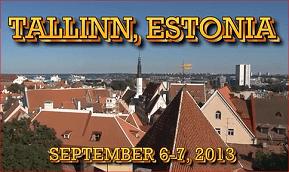 Tallinn (ESTONIA, 16.10.2013)