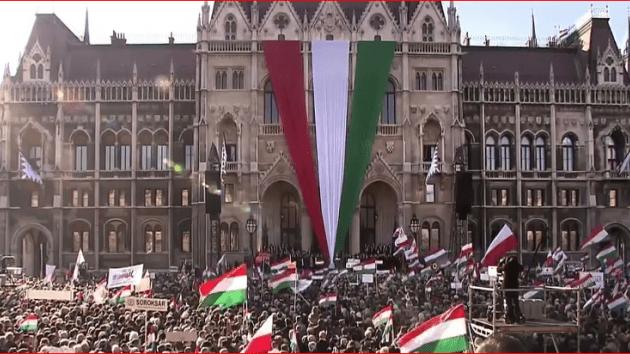 UNGARN - Demokratie oder Diktatur? (14.04.2013)