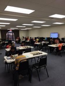 iExcell Bloomington-Normal Open