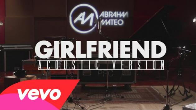 GirlFriend [Acoustic version] (ABRAHAM MATEO)