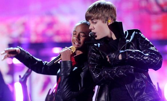 Baby/Never Say Never/OMG [GRAMMYs on CBS] (JUSTIN BIEBER)