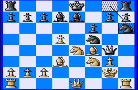 Grandmaster Chess Tactics 1