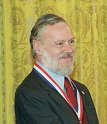 Dennis Ritchie - genius computer scientist