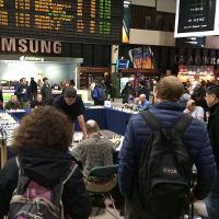 Cogitation at South Station