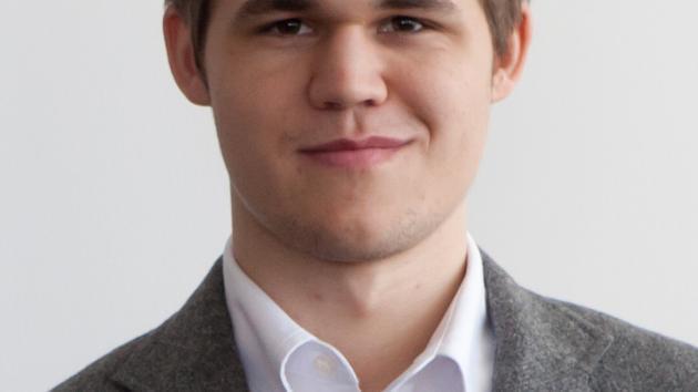Magnus Carlsen Rules California!