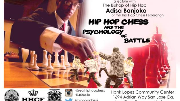 HHCF Founder Speaks on Hip-Hop, Chess and the Psychology of Battle