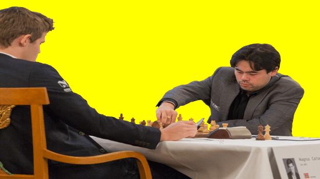 Hikaru Nakamura vs Magnus Carlsen - Zurich Chess Challenge 2014