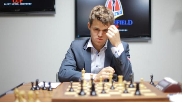 Nakamura vs Carlsen: pure and crazy chess