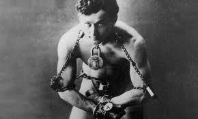 "Houdini vs Magnus! I say ""Houdini wins easily! """