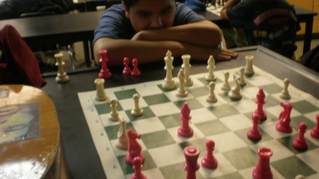 KLA Chess Club Friday Showdowns #6- Round 4 Selected Games