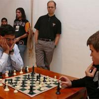 Viswanathan Anand vs Magnus Carlsen Linares-Moralia 2007