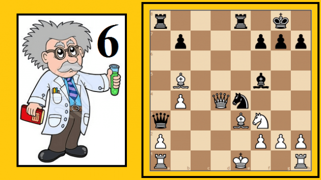 How to Solve Chess Puzzles #6