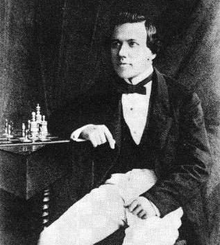 Brilliant Games - Morphy's Masterpiece