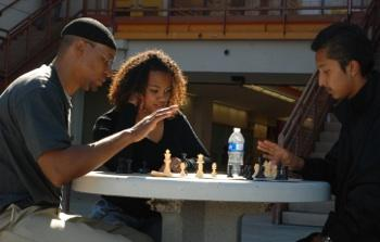Hip-Hop Chess Federation Expands to Oakland High Schools