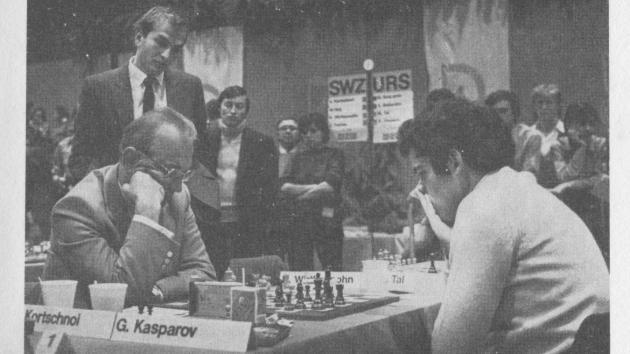 Battle in the Benoni: Kortschnoi-Kasparov, Luzern 1982