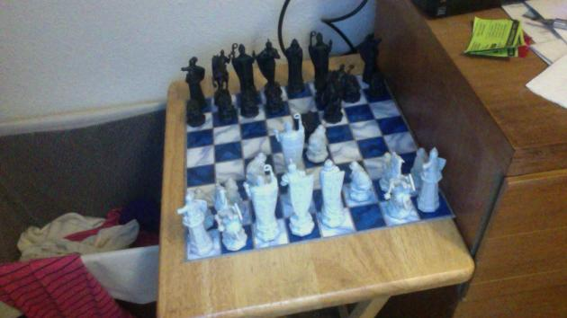 ...If you're that kind of believer in chess,