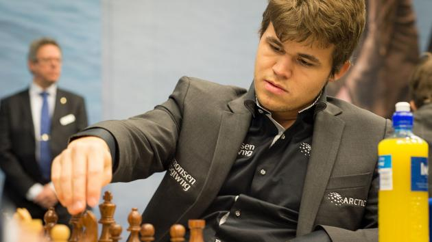 Carlsen on women in chess