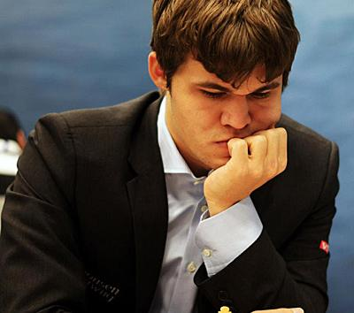 Magnus Carlsen , The Sacrificer