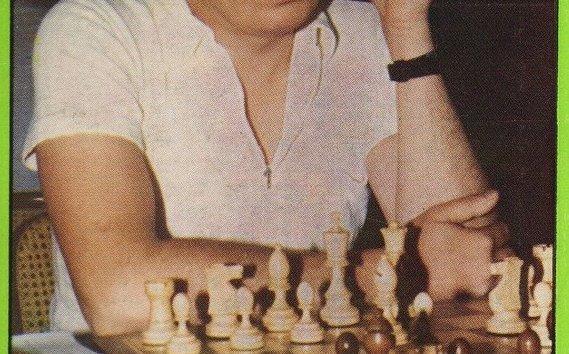A romanian chess-master
