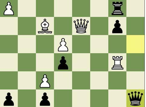 Best move for white?