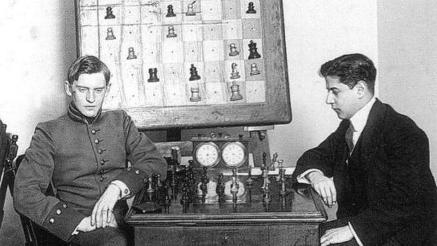 Alexander Alekhine 1913 a legendary match