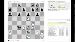 (4) 5min chess: Carn7v0or (1489) - bilginkara33 (1306)