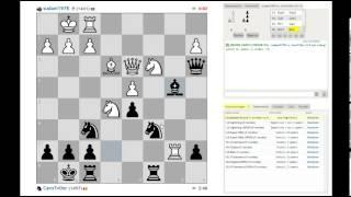 (5) 5min chess: Sudani1978 (1441) - Carn7v0or (1497)