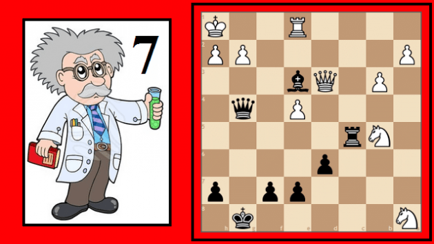How to Solve Chess Puzzles #7