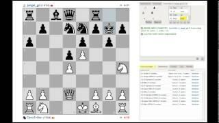 (7) 5min chess: Carn7v0or (1504) - jargal_gd (1424)