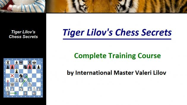 Tiger Lilov's Chess Secrets: Candidate Moves
