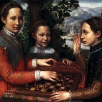 Teaching chess to my wife