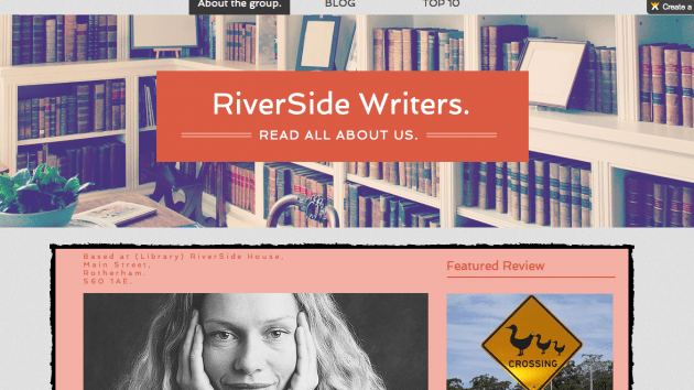 RiverSide Writers Website...