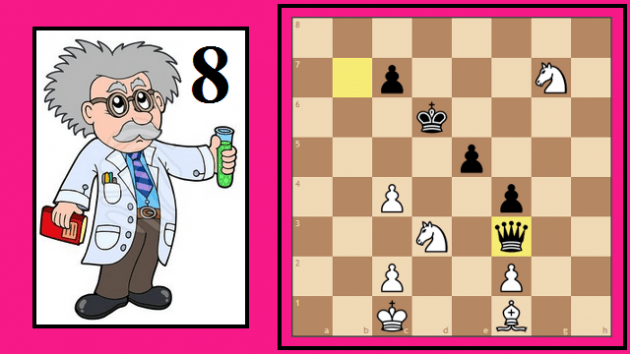 How to Solve Chess Puzzles #8
