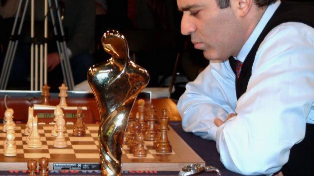 Kasparov's Immortal
