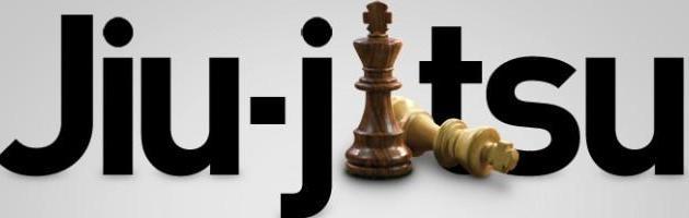 Chess and Jiu-Jitsu: Destruction of A Guard