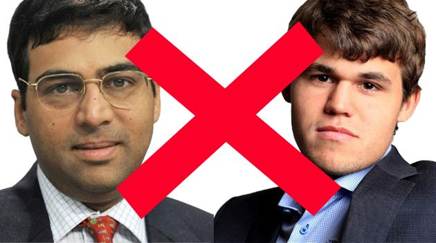 Anand vs. Carlsen Cancelled 2014 World Champion??FIDE President cancels rematch between Magnus Carls