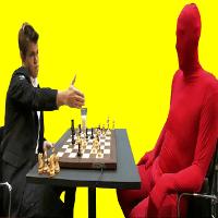 Norway + Houdini vs Magnus Carlsen