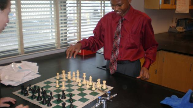 Round 4: 2014 KLA Chess Club Grade Level Championships