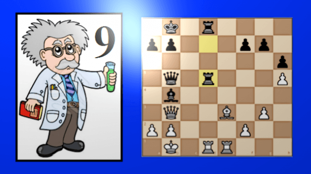 How to Solve Chess Puzzles #9