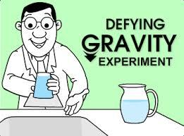 Our Gravity Experiment