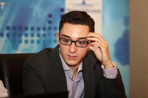 Caruana leads Norway Chess 2014