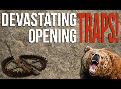 Devastating Opening Traps