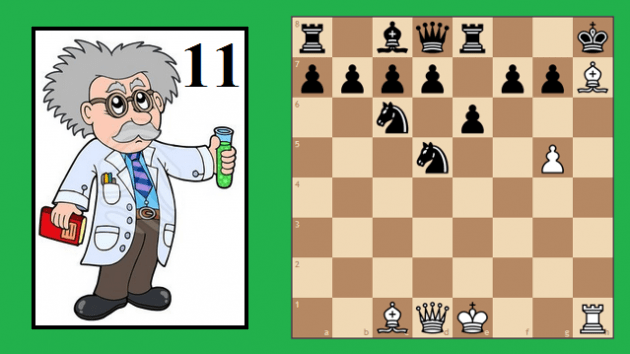 How to Solve Chess Puzzles #11