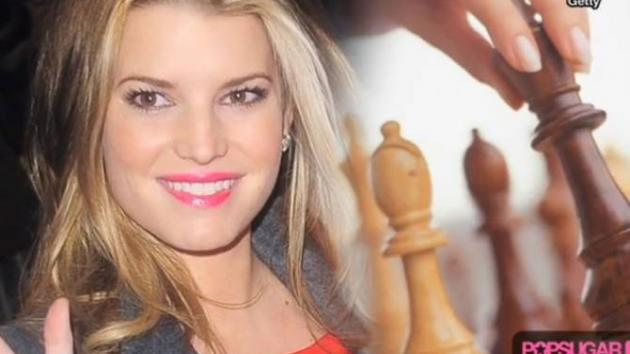 Jessica Simpson, Ray Charles, and Five Other Famous People You Never Knew Were Chess Addicts