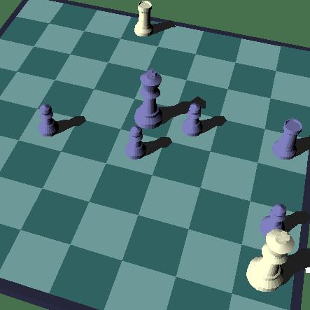 Rook Endgame: A Practical  Lesson